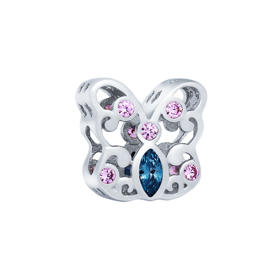 Jewel Butterfly Bead - JEOEL