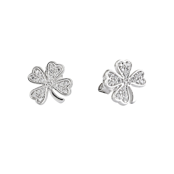 Clover Earrings - JEOEL