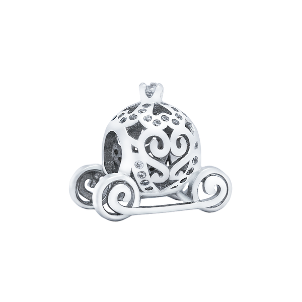Princess Carriage Bead - JEOEL