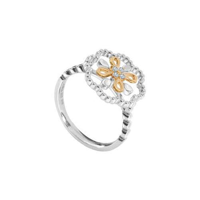 Kaleido Petals Diamond Ring - JEOEL