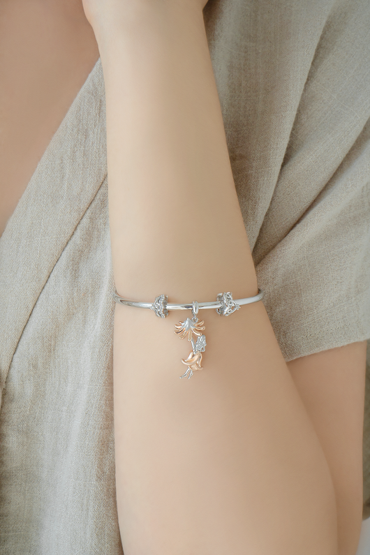 Diamond Fairy Charm