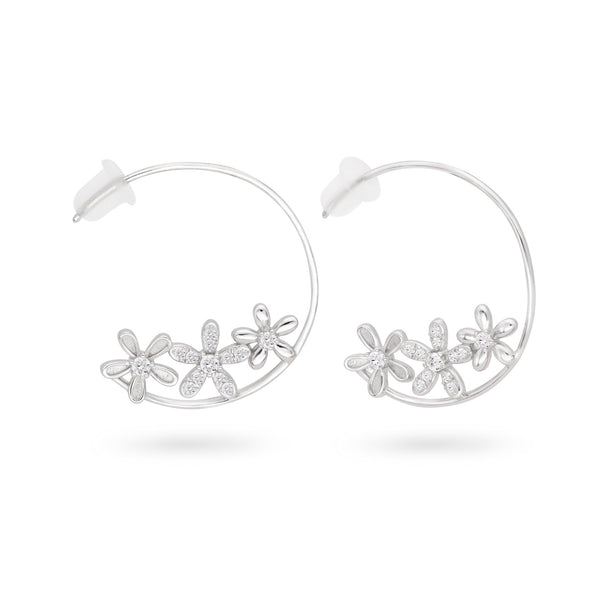 Flower Crown Earrings - JEOEL