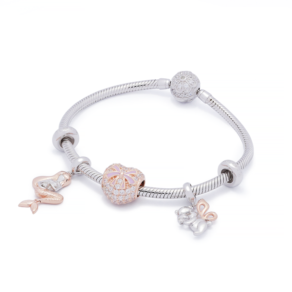 Fairytale Diamonds Bracelet Set - JEOEL