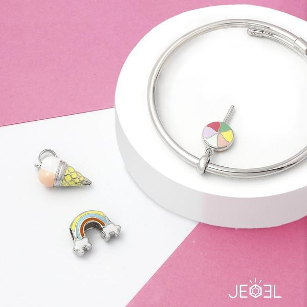 Lollipop Enamel Bead - JEOEL