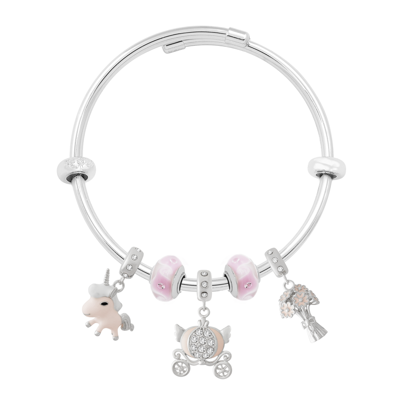 Fairy Tale Bangle/Bracelet Set - JEOEL