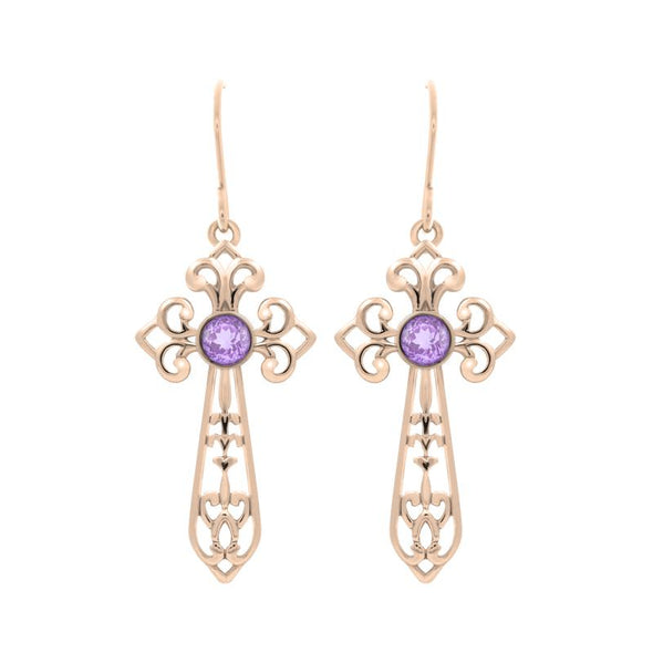 Sagrada Earrings - JEOEL