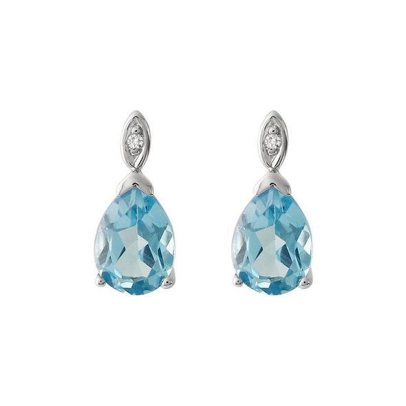 Topaz Ambition Earrings - JEOEL