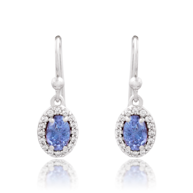 Tanzanite Darling Earrings