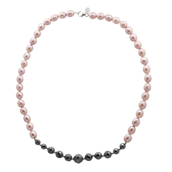 Pearl Reflection Necklace - JEOEL