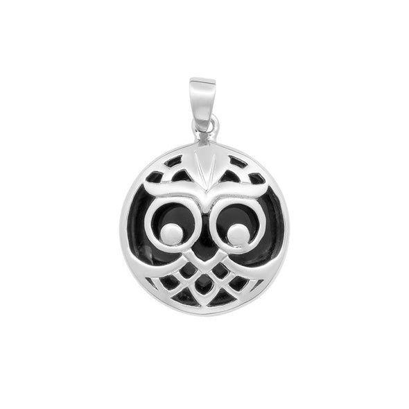 O For Owl Pendant