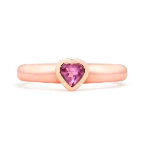Courageous Heart Ring - JEOEL