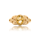 Royal Trinity Knot Ring - JEOEL