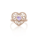Noble Heart Ring