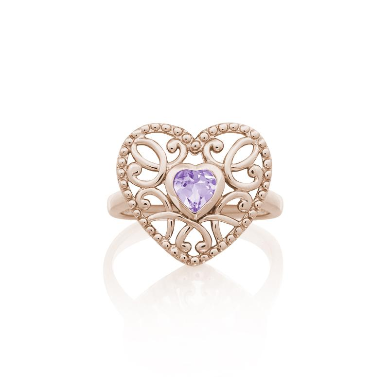 Noble Heart Ring - JEOEL