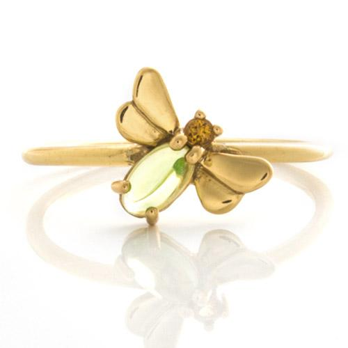 Buzzy Bee Ring - JEOEL