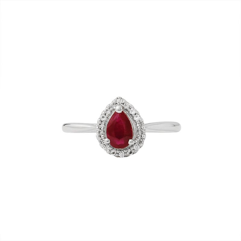 Ruby Adventure Ring - JEOEL