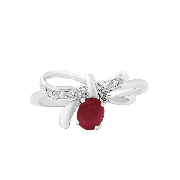 Ruby Passion Ring - JEOEL