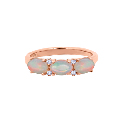 Opal Treasure Ring - JEOEL