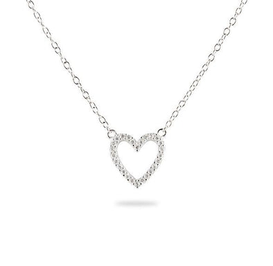 Heart Necklace - JEOEL