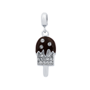 Sparkling Chocolate Popsicle Bead - JEOEL
