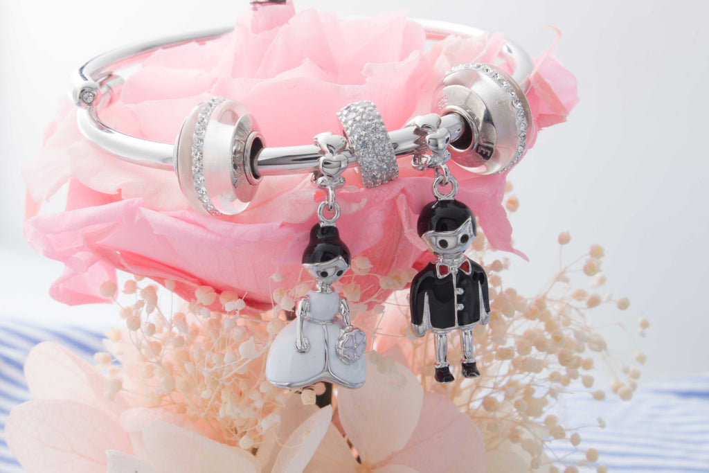 Bridegroom Charm Bead - JEOEL