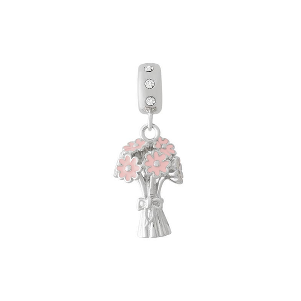 Flower Bouquet Charm - JEOEL