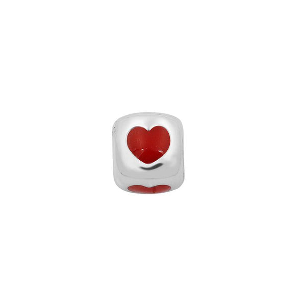 Heart Dice Bead - JEOEL