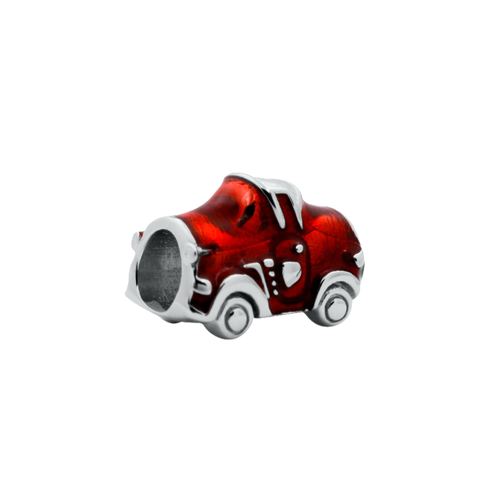 Red Car Bead - JEOEL