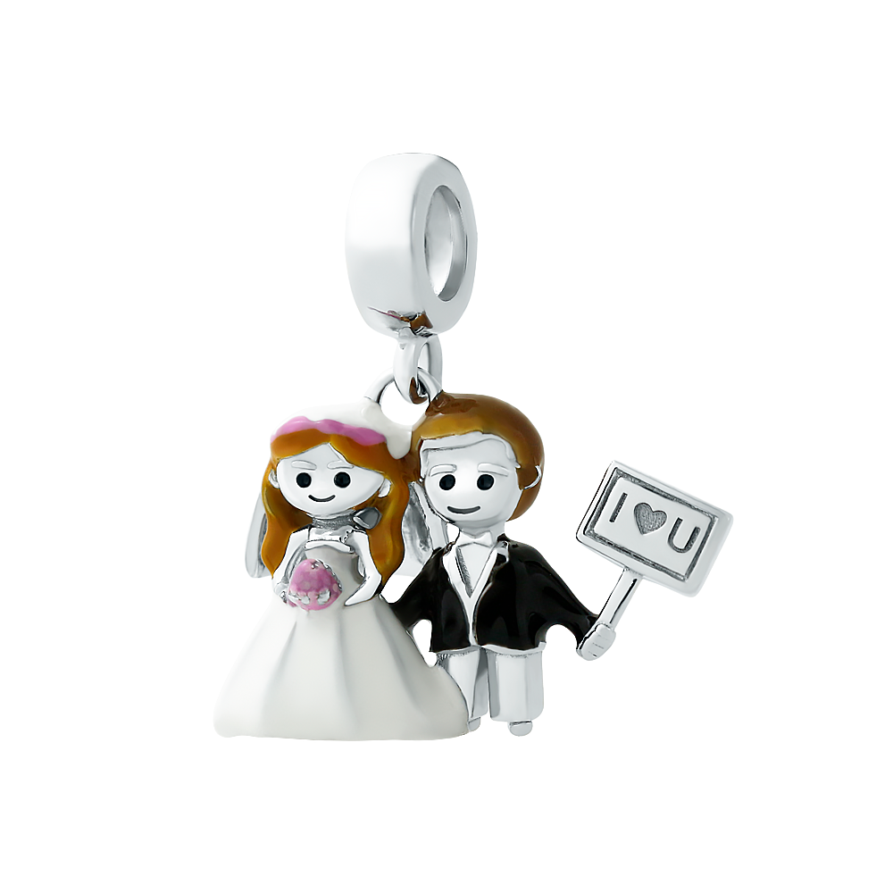 Just Married Charm - JEOEL