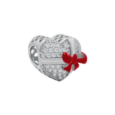 Red Love Gift Bead