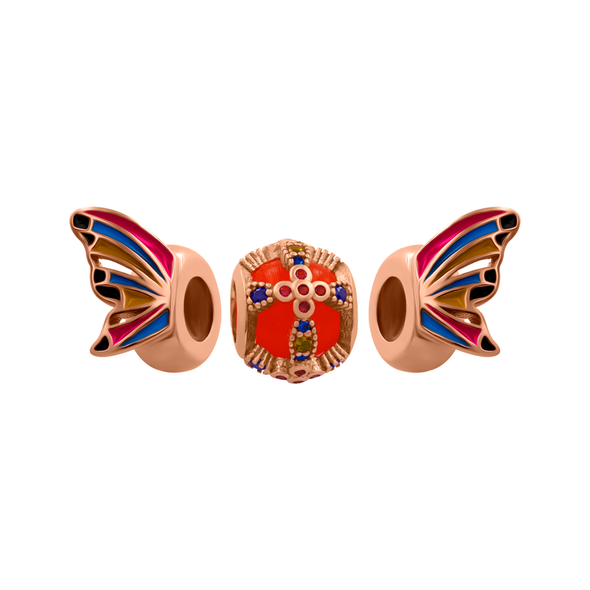 Royal Butterfly Bead