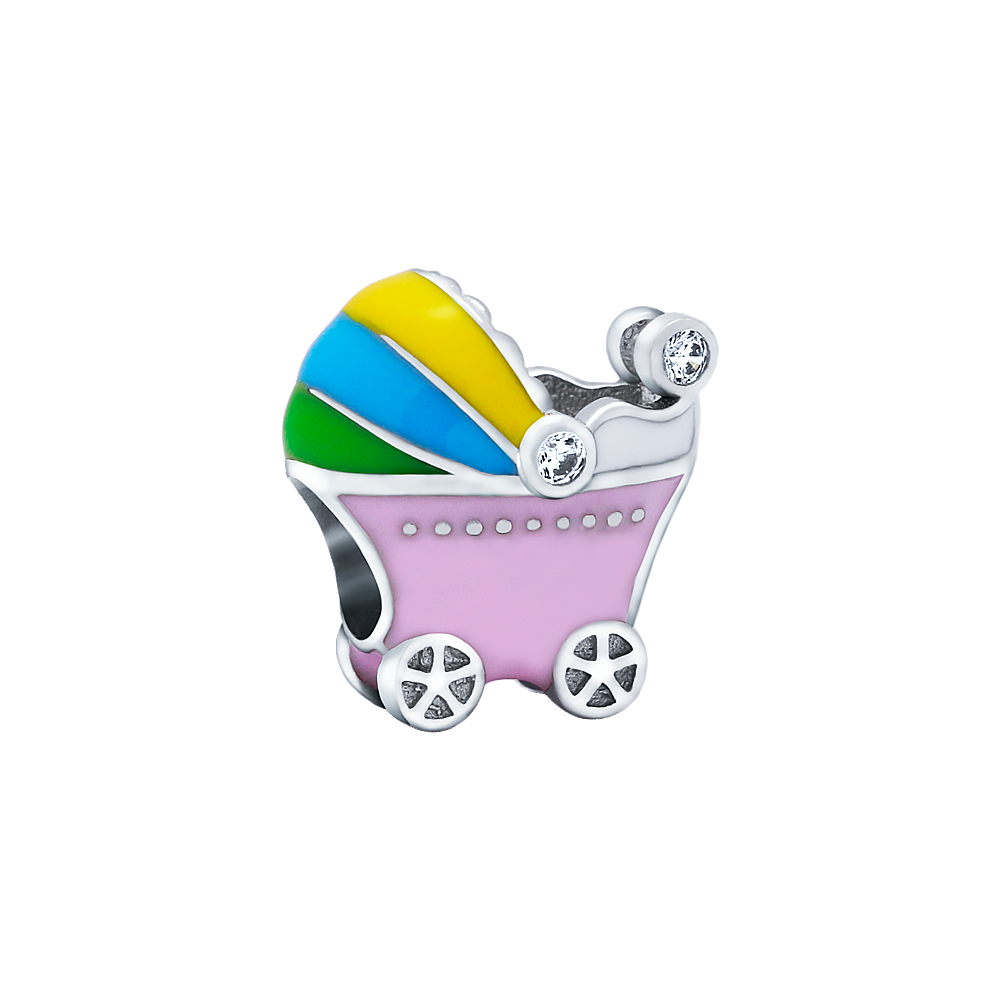 Colour Pram Bead - JEOEL