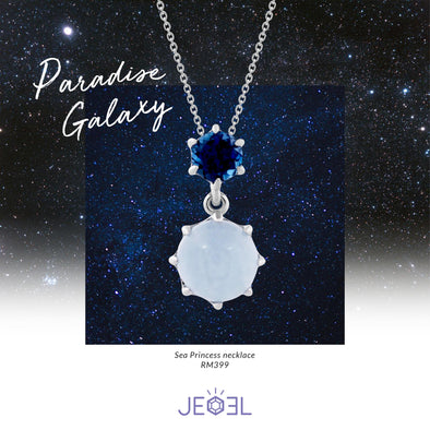 Sea Princess Necklace - JEOEL