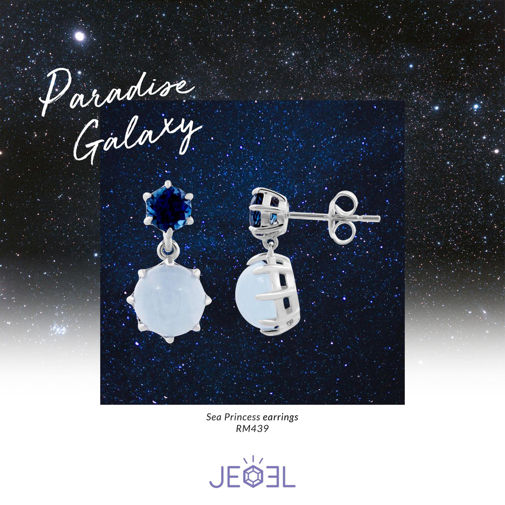 Sea Princess Earrings - JEOEL