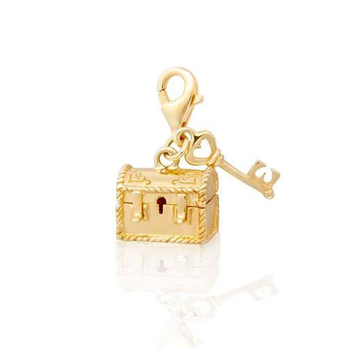 Buried Treasure Charm - JEOEL