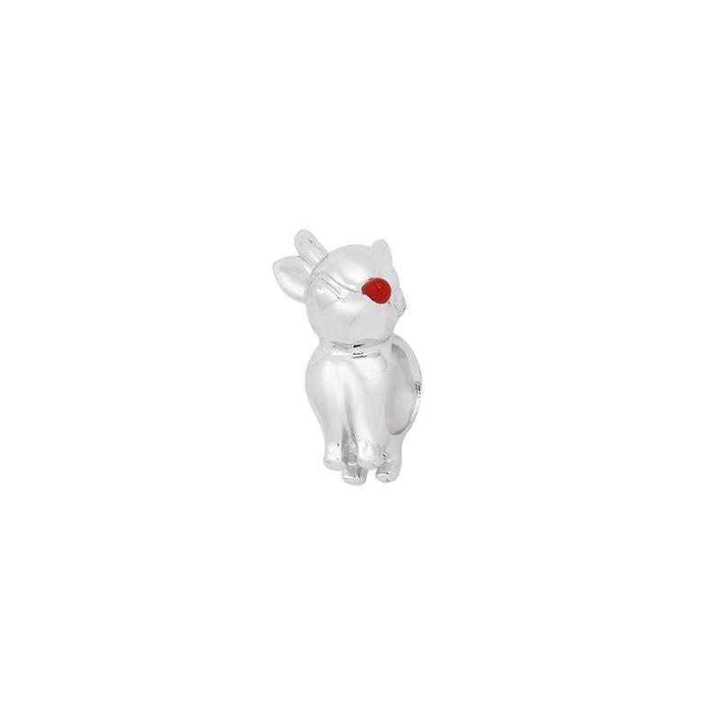 Red Nose Reindeer Bead - JEOEL