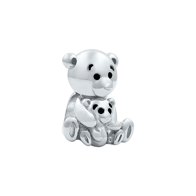 Mummy Bear Bead