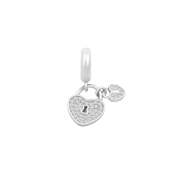 Double Love Lock Bead - JEOEL
