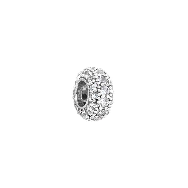 Pave Spacer Bead - JEOEL