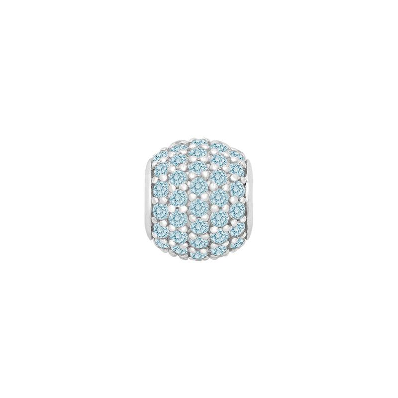 Pave Ball Bead - JEOEL