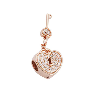 Key Love Lock Bead - JEOEL