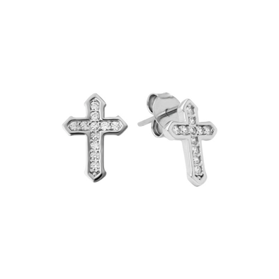 Cross Earrings - JEOEL