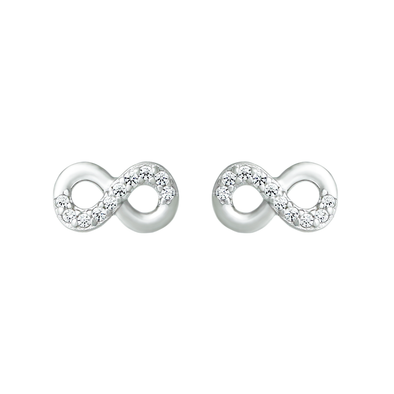 Infinity Earrings - JEOEL