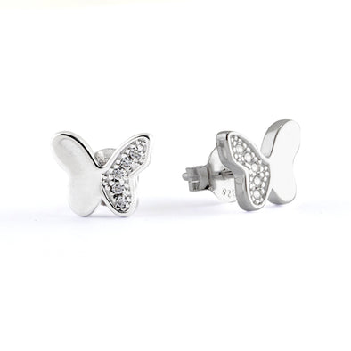 [Online Exclusive] Moon Butterfly Earrings