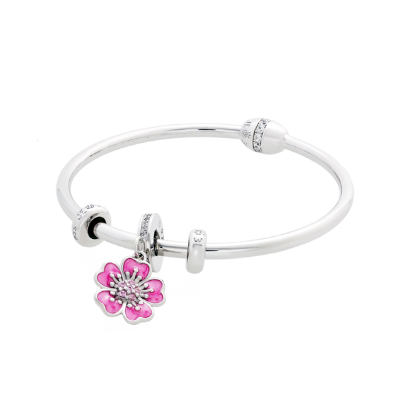 Sakura Bangle Set - JEOEL