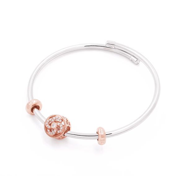 Rose Garden Bangle Set - JEOEL