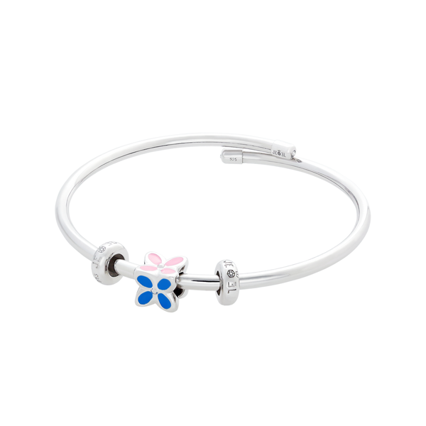 4 Blossoms Bangle Set - JEOEL