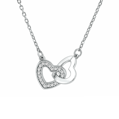 Love Bond Necklace (Pendant+Chain) - JEOEL