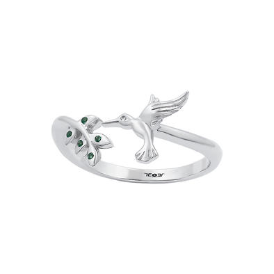 Peace Dove Ring