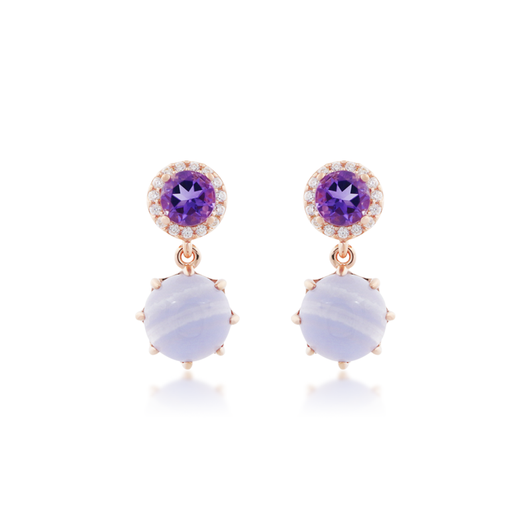Sky Princess Earrings - JEOEL